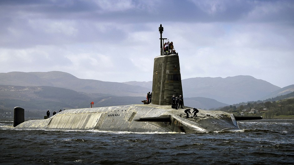 Keith Brown said the decision on renewal of Trident 'appears to have already been made' by party leaders at Westminster