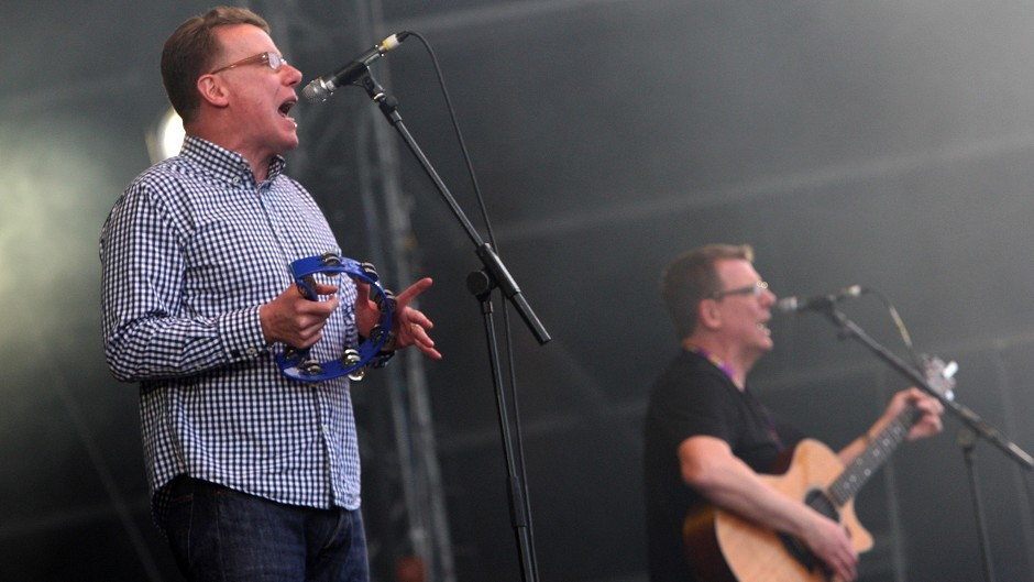The Proclaimers will open next year's Belladrum
