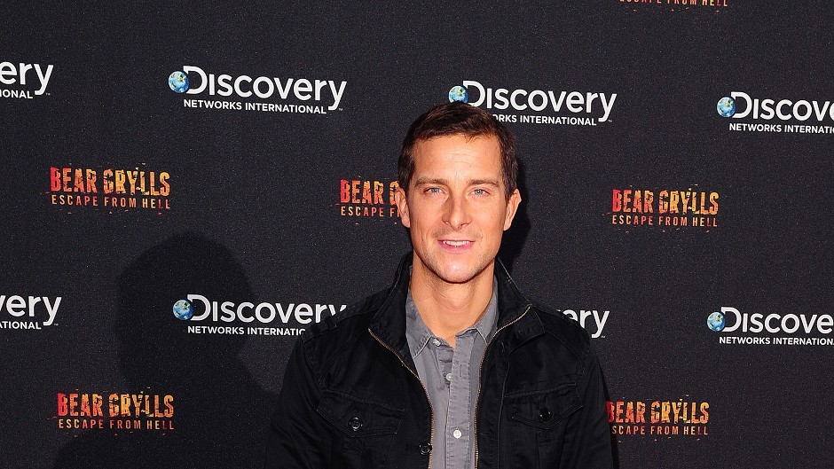 Bear Grylls was keen to do all he could to help the Highland project