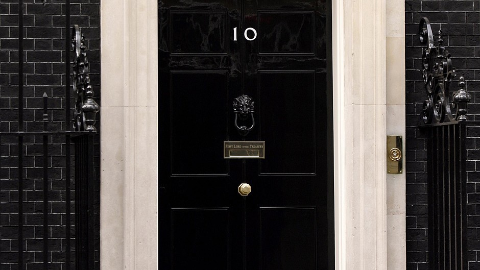 10 Downing Street a