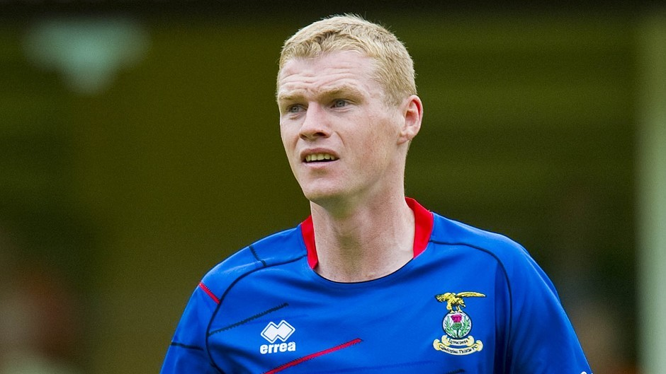 Caley Thistle goal machine Billy McKay looks like making the move south