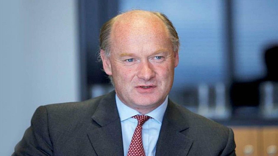 HSBC chairman Douglas Flint has warned of the financial dangers of Scottish independence.
