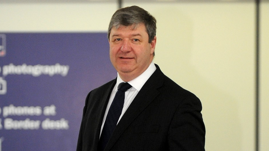 Former Scottish Secretary Alistair Carmichael