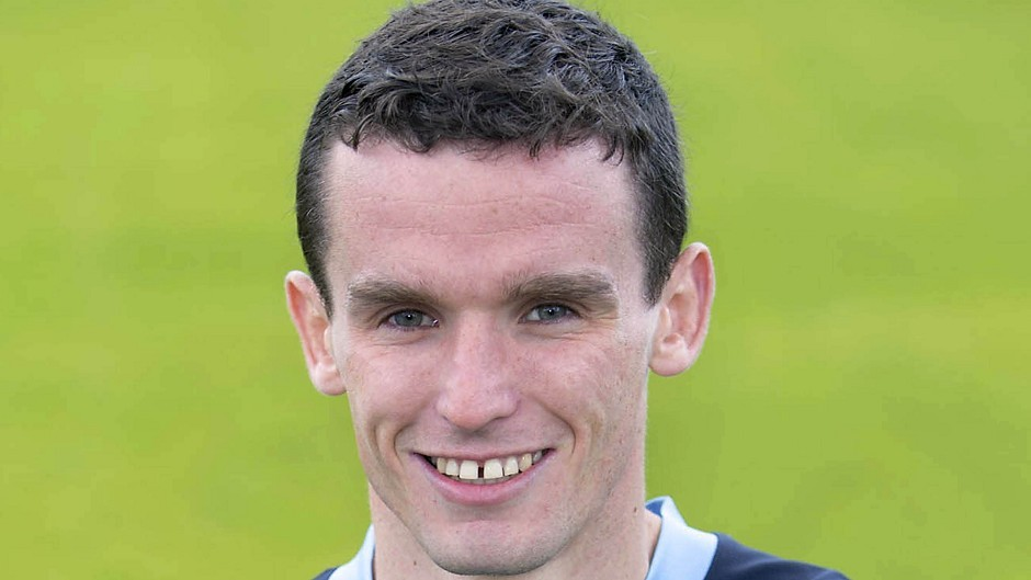 Paul McGinn is available again following his suspension