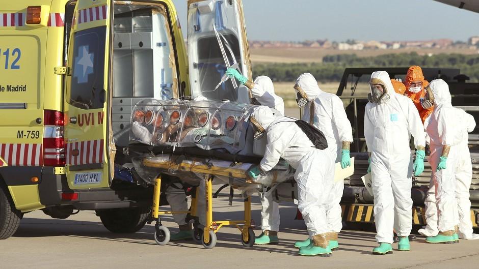 The Ebola virus has already killed nearly 1,000 people