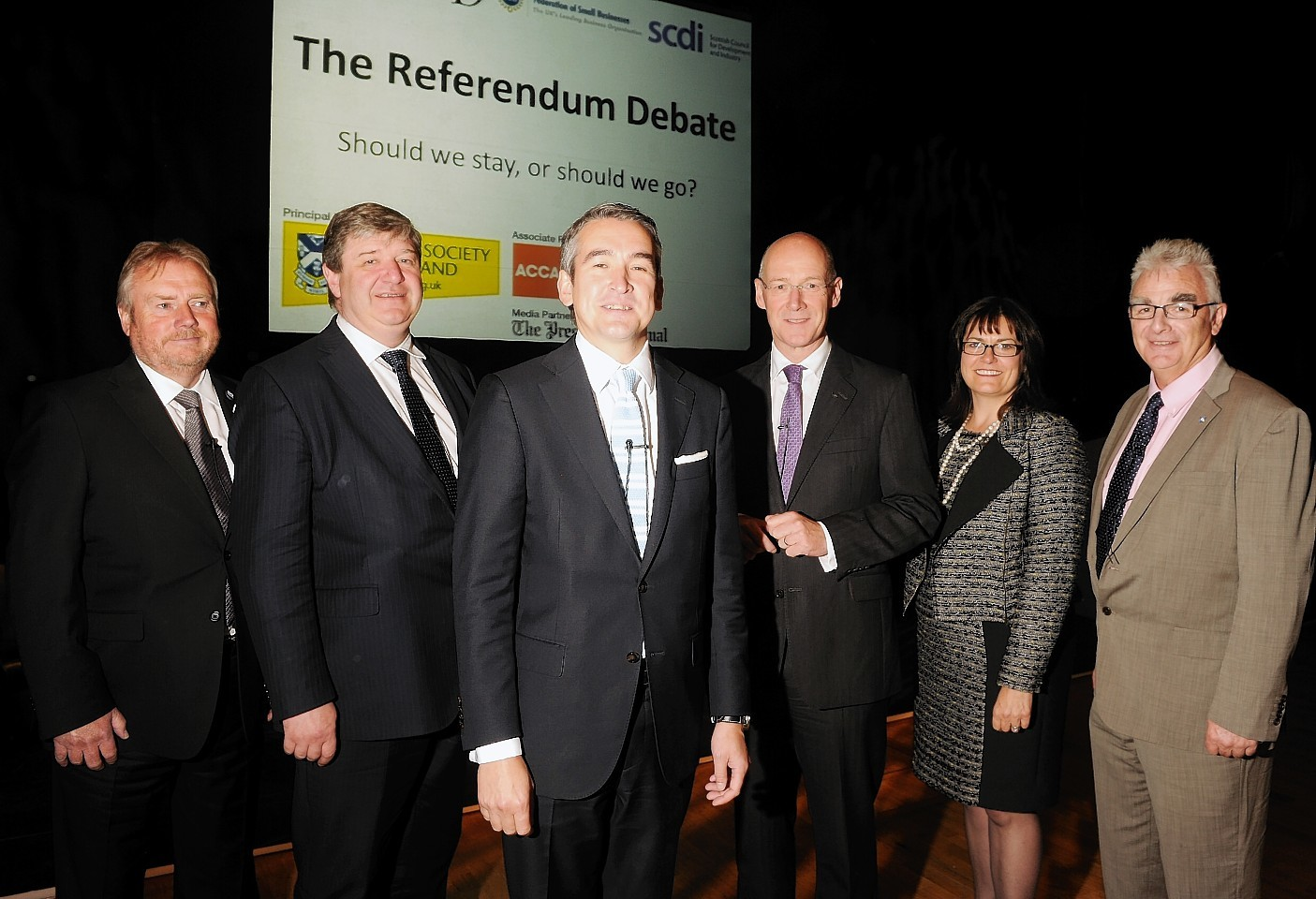 Referendum debate