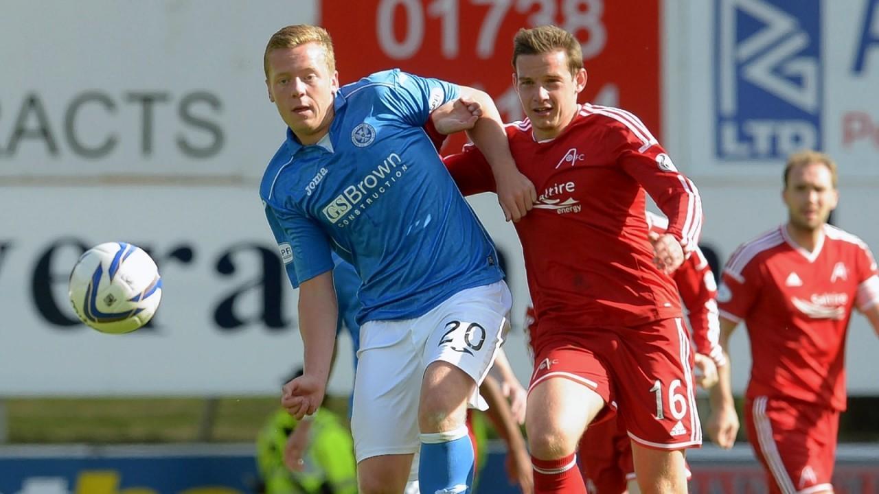 St Johnstone v Aberdeen kicks off tonight at 7.45pm