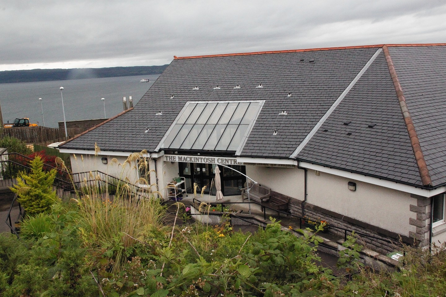 The Mackintosh Centre in Mallaig