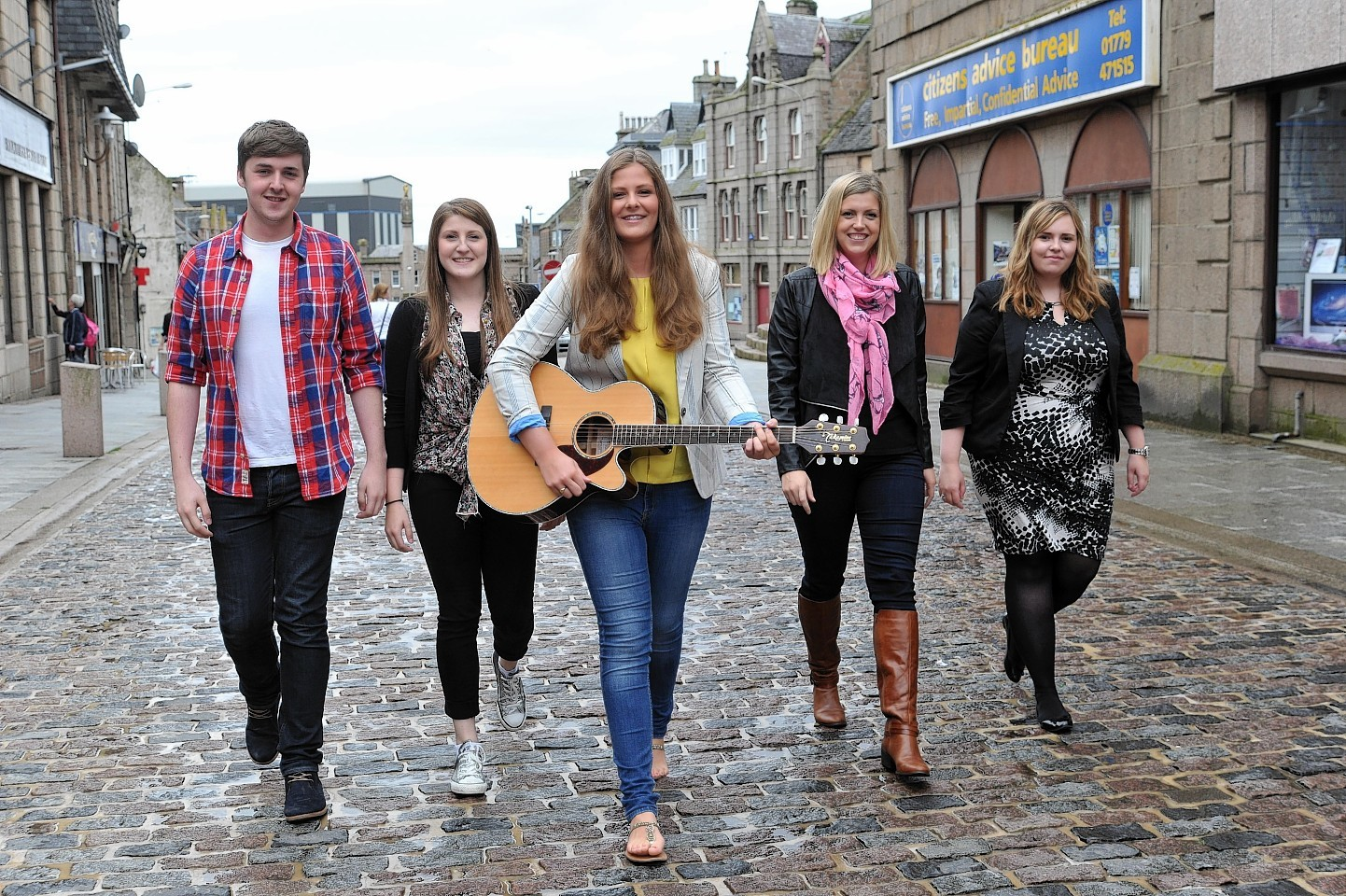 A troupe of talented north-east performers will present Oh What a Night at Peterhead Community Centre in aid of the Anthony Nolan Trust, which supports research into blood cancer.