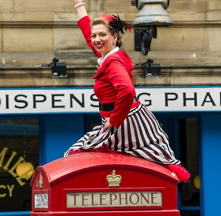 The Royal Mile is the heart of the festival as his year's Edinburgh Fringe Festival officially gets under way, with more than 3,000 shows catering to a wide range of tastes