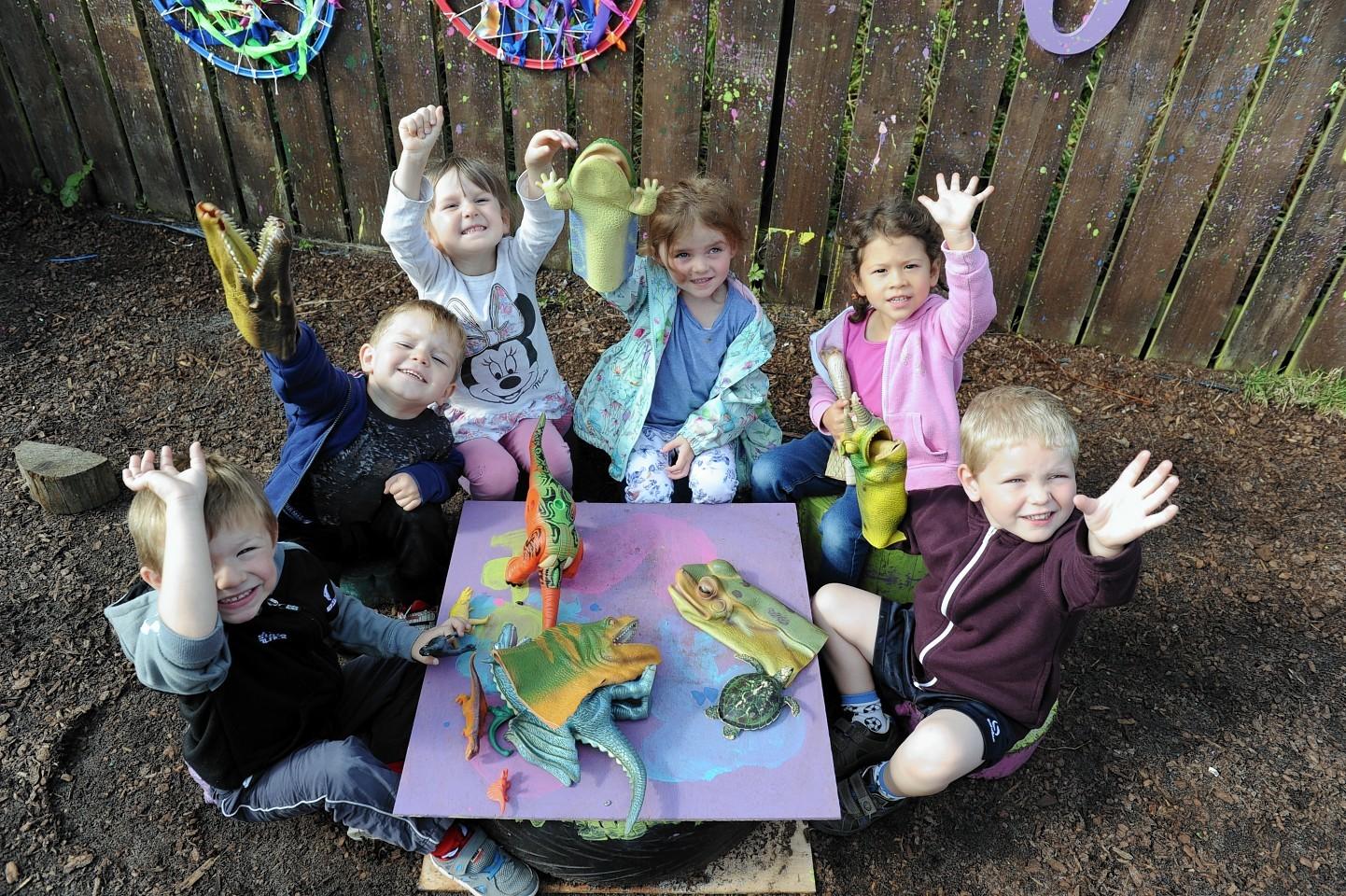 Great Western Nursery in Portlethen