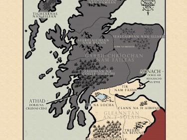 Saltire's Scotland