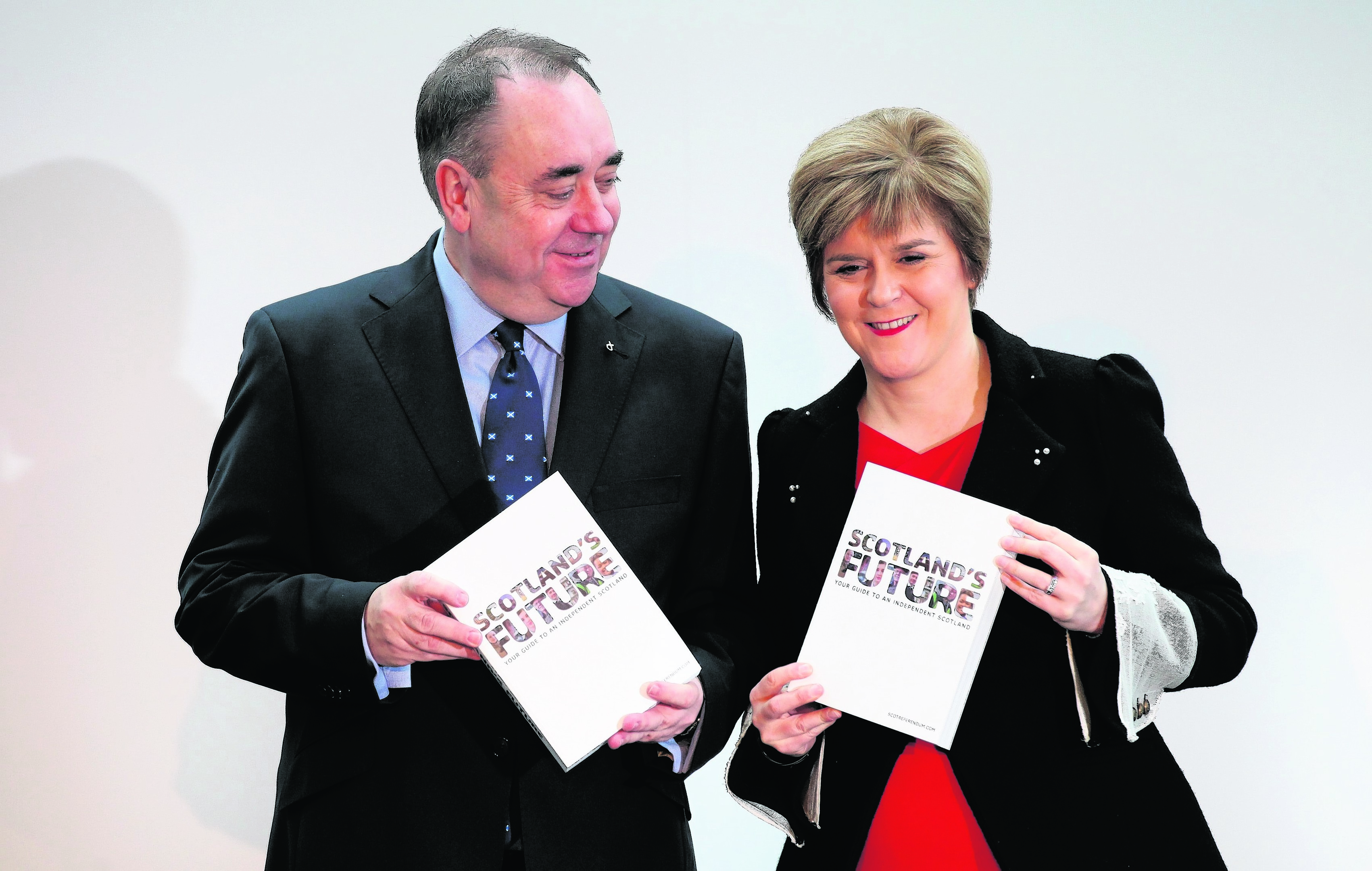"The SNP have been accused of ""deceit"" over the white paper, promoted by former first minister Alex Salmond and successor Nicola Sturgeon, which predicted oil revenues of around £7 billion"