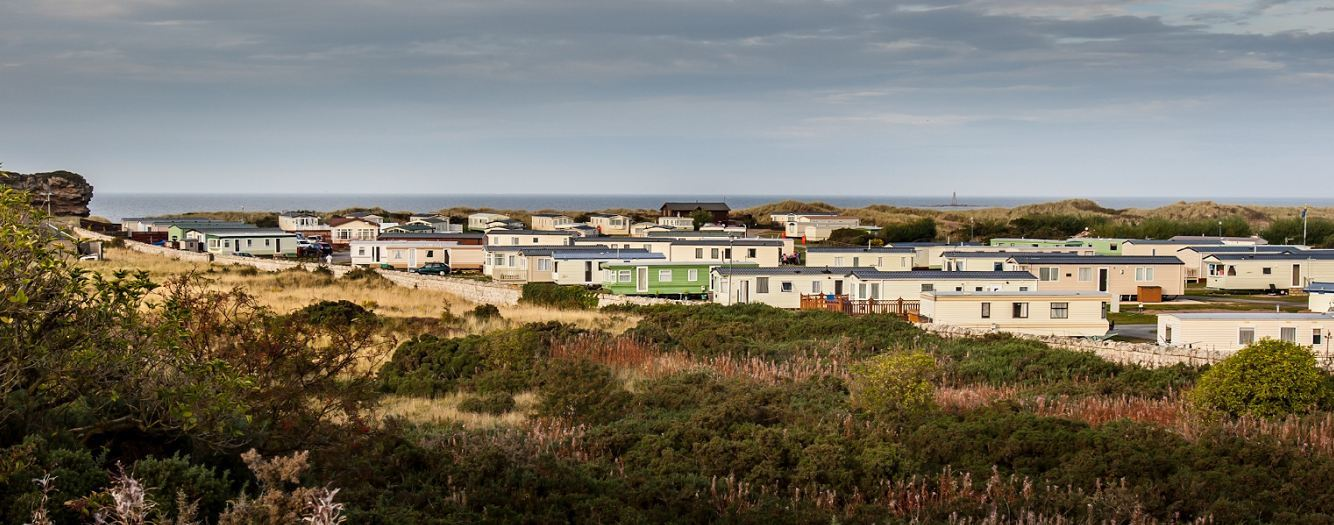 Silversands Holiday Park in Lossiemouth