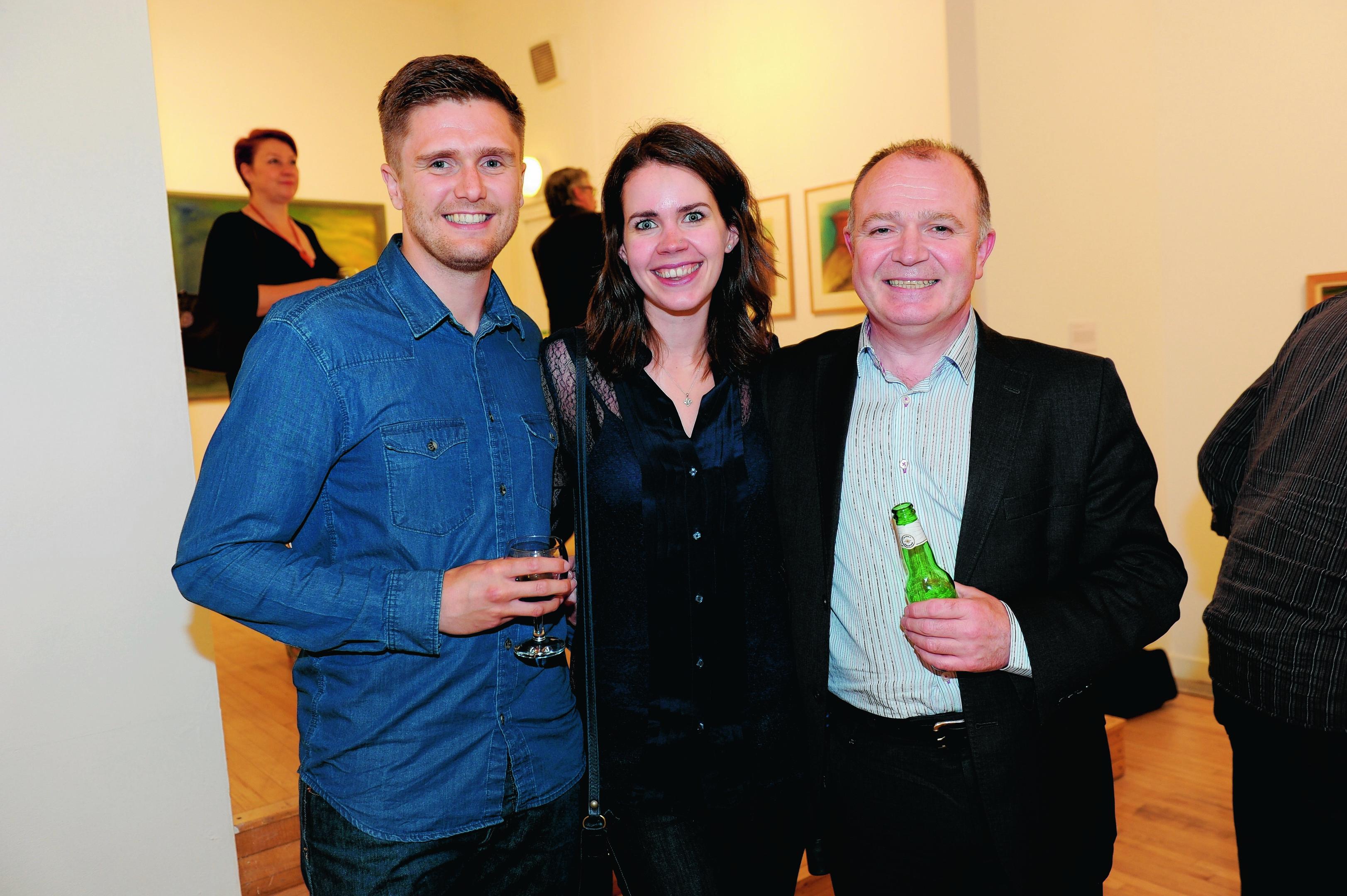 Gareth Williams, Nicole Porter and Donald John McDonald.