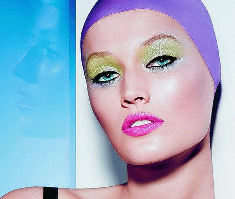 Nars Summer 2014 Color campaign