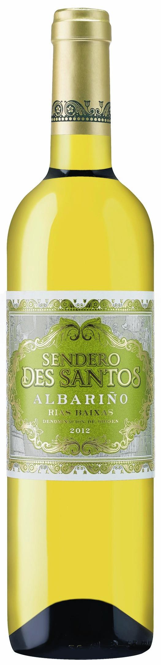 Sendero des Santos Albarino 2012, Rias Baixas DO, Spain, Laithwaites.co.uk