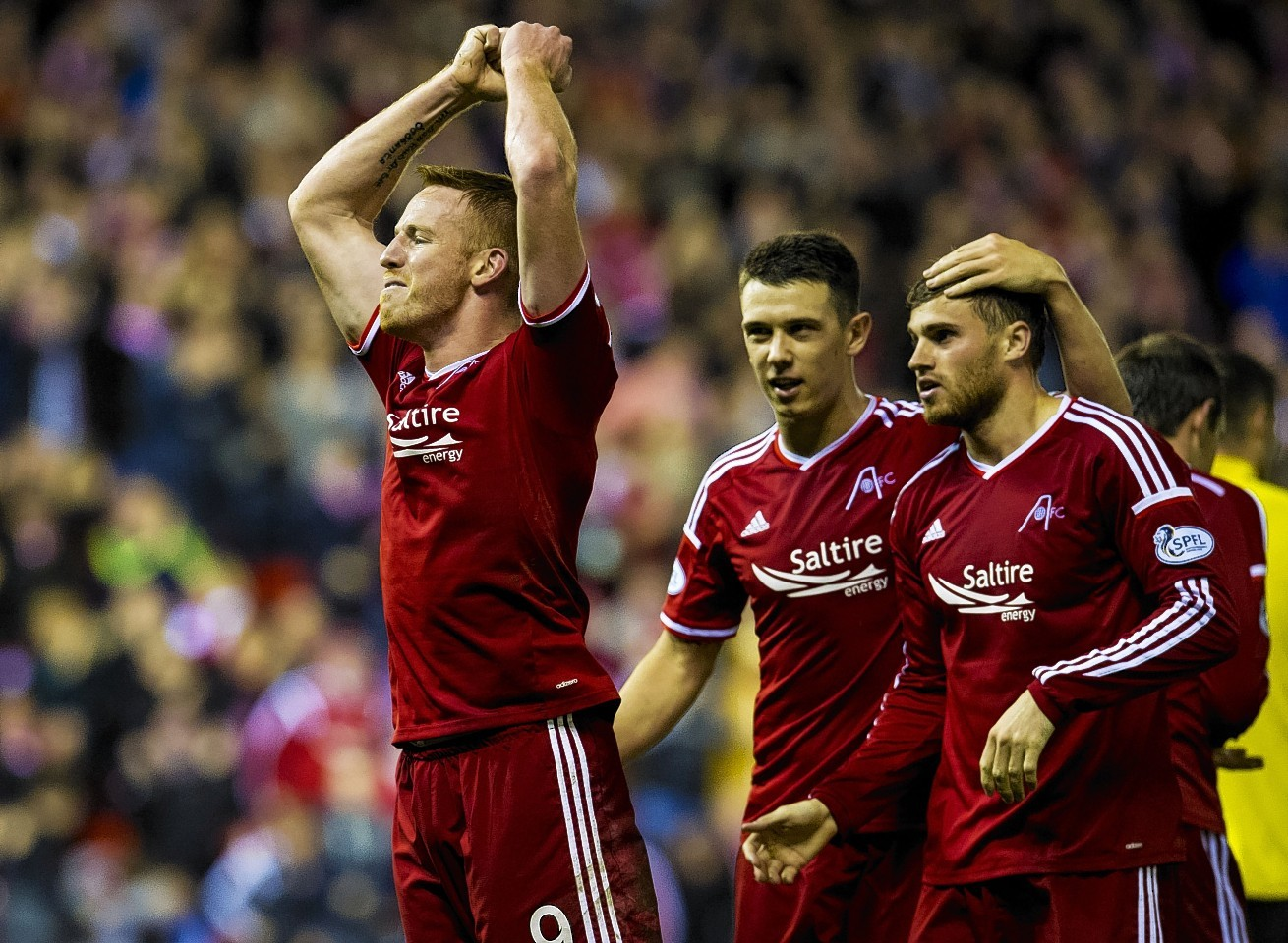Adam Rooney is likely to feature against his old club after netting four goals in his last two matches