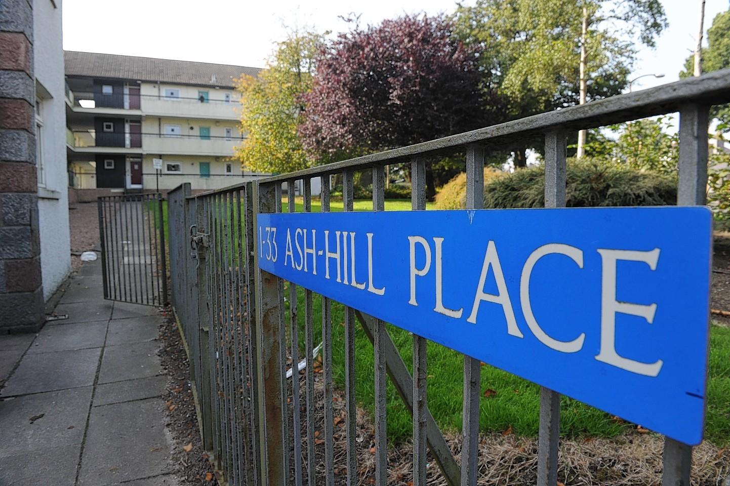 Ash-Hill-Place, Aberdeen