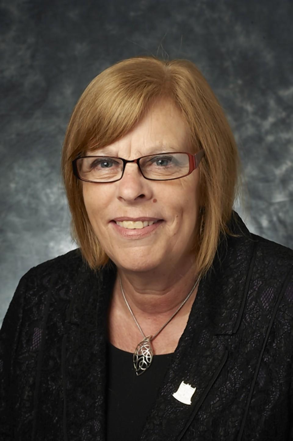 Depute Provost of Inverness Bet McAllister