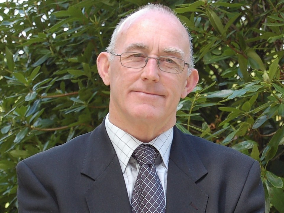 Argyll and Bute Council Leader Dick Walsh
