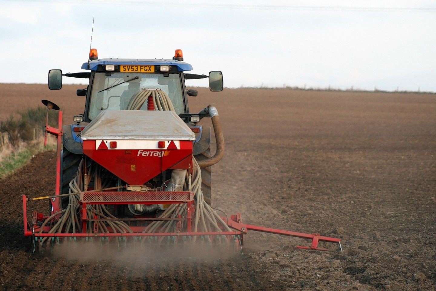 Further greening information has been given to Scots farmers