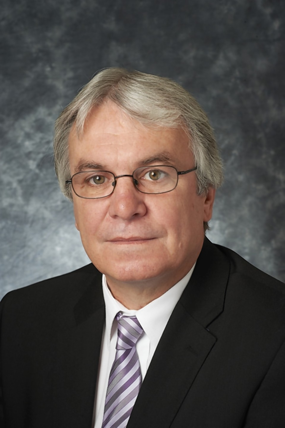 City councillor Graham Ross