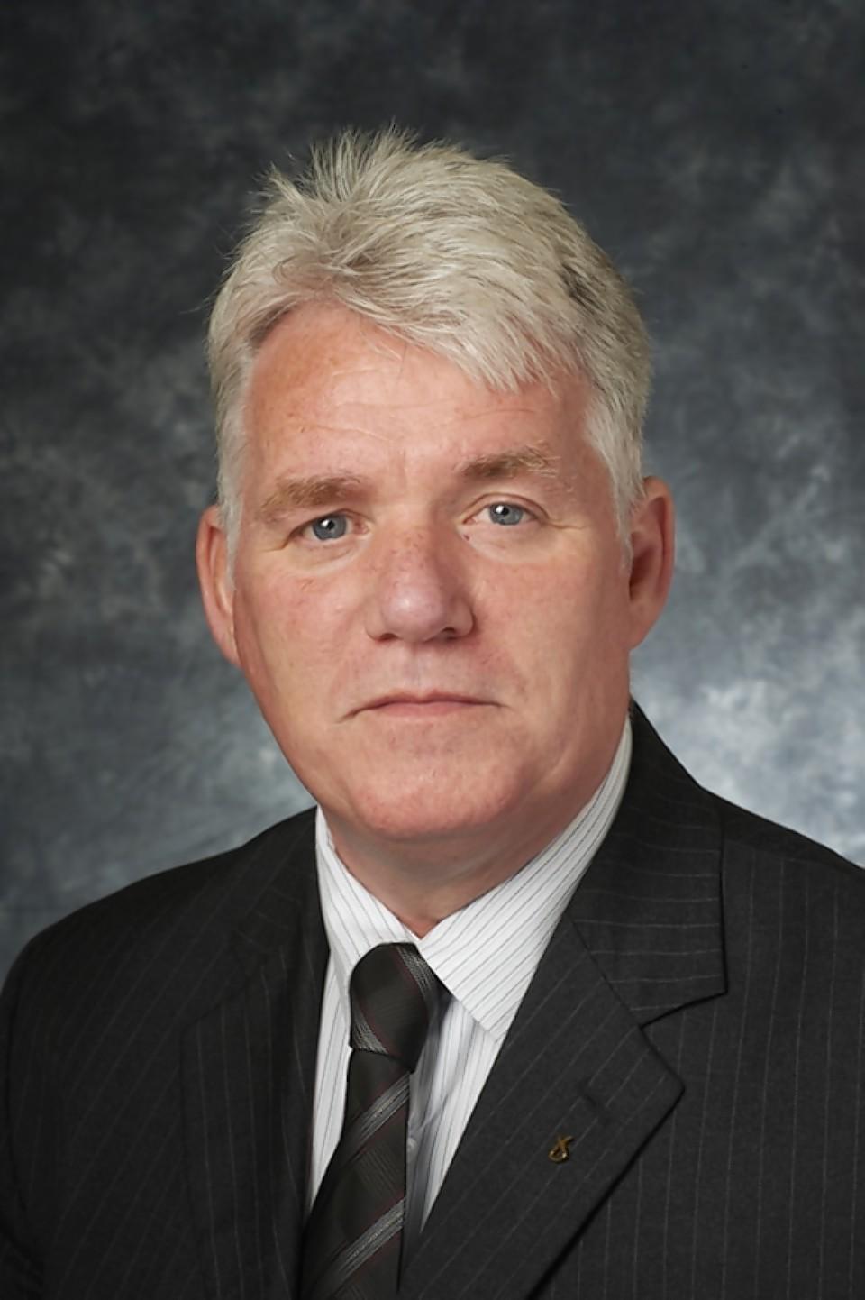 Councillor Ian Brown