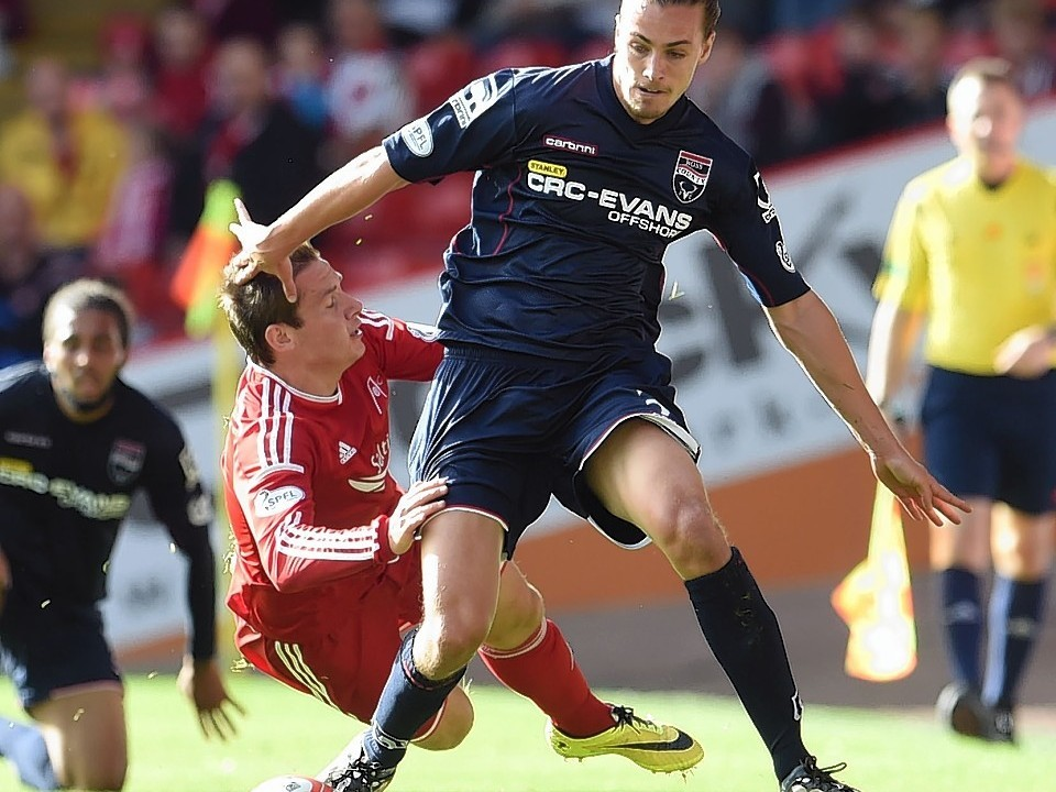 Jim McIntyre was pleased with the performance of Jackson Irvine at the weekend and believes that is something for his team to build on