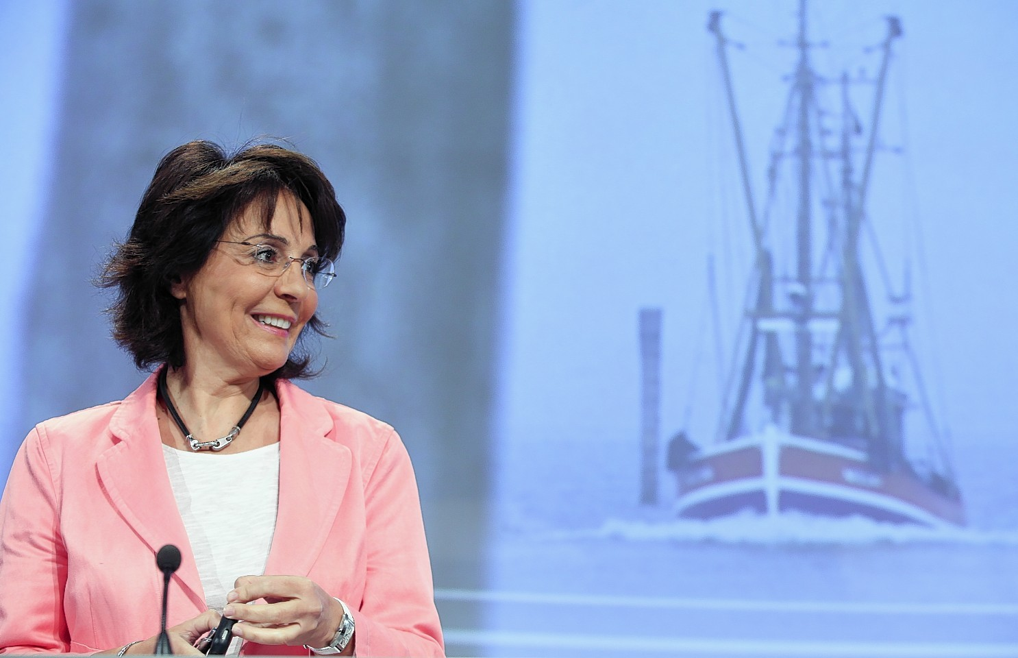 Maria Damanaki's time as EU fisheries chief is almost up