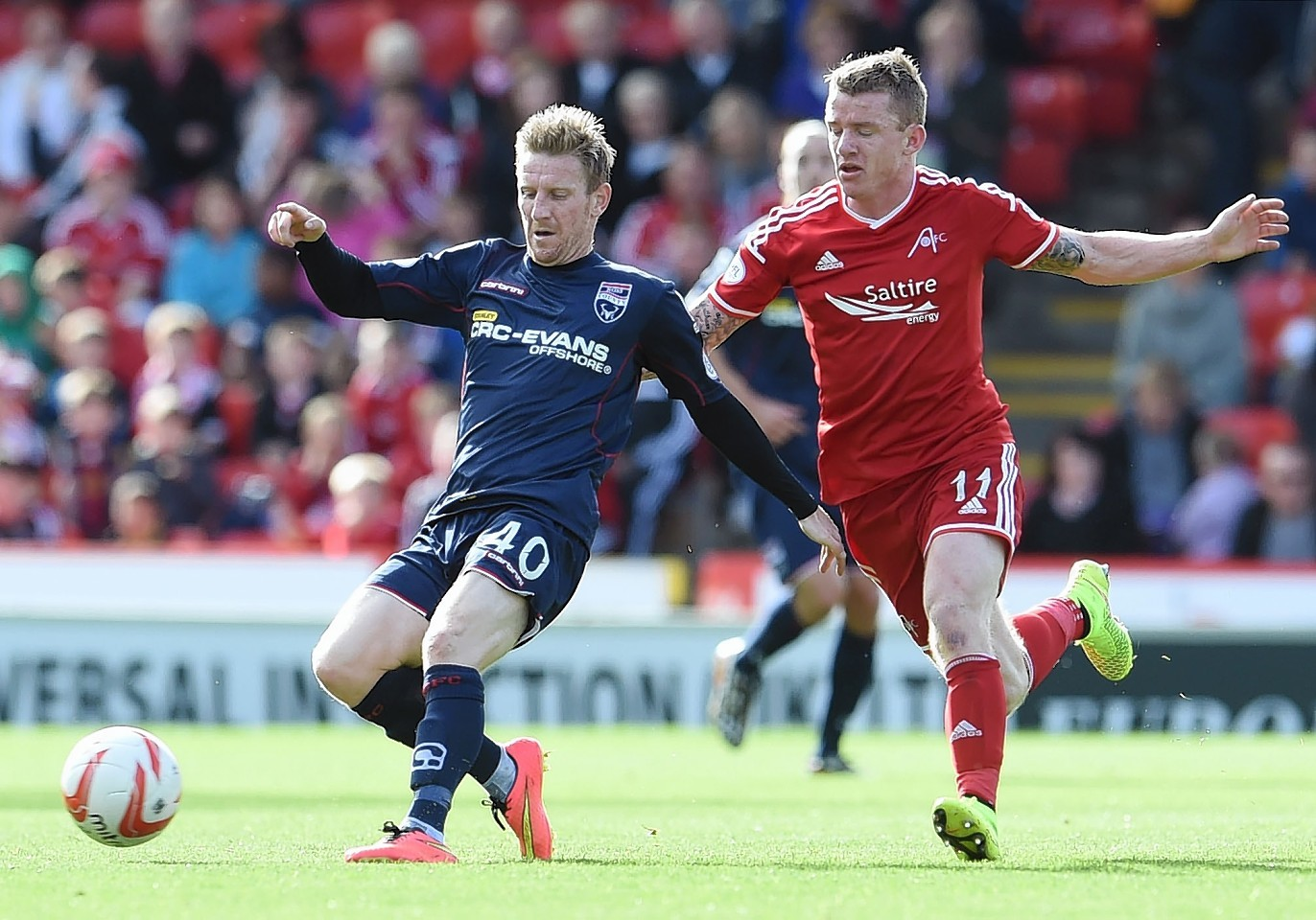 Gardyne is currently in his third spell with the Dingwall club