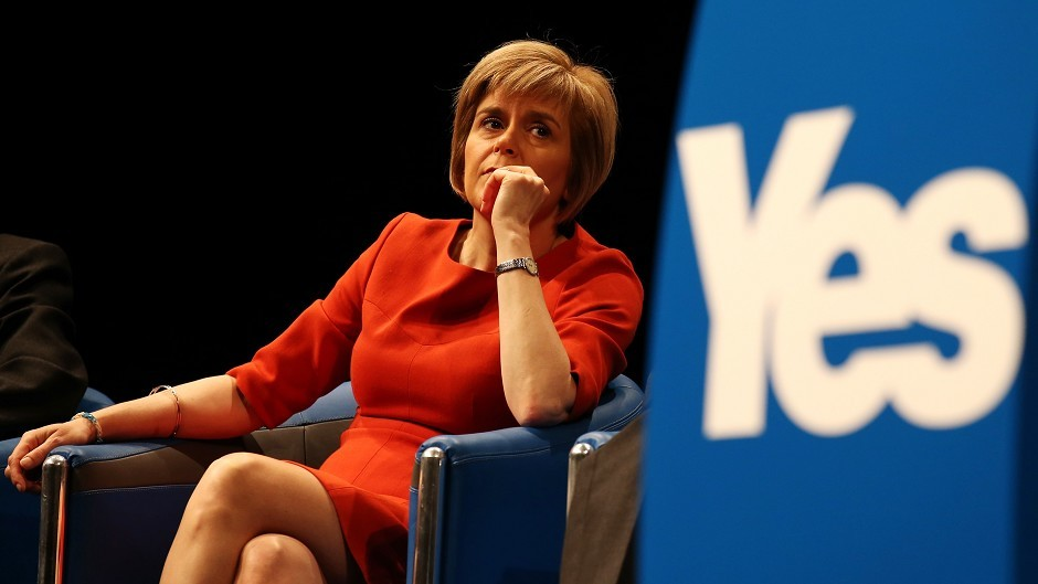 Deputy First Minister Nicola Sturgeon is tipped to succeed Alex Salmond as SNP leader.