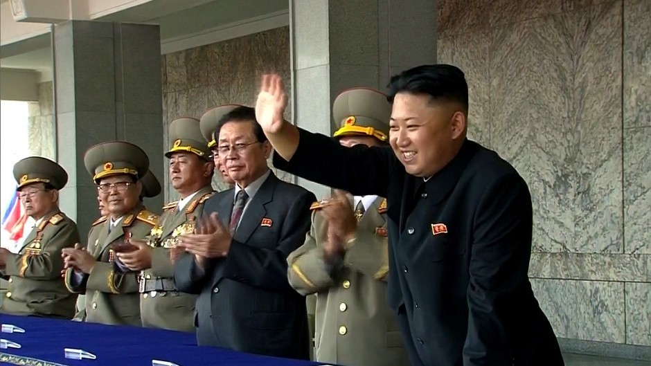 Kim Jong Un,