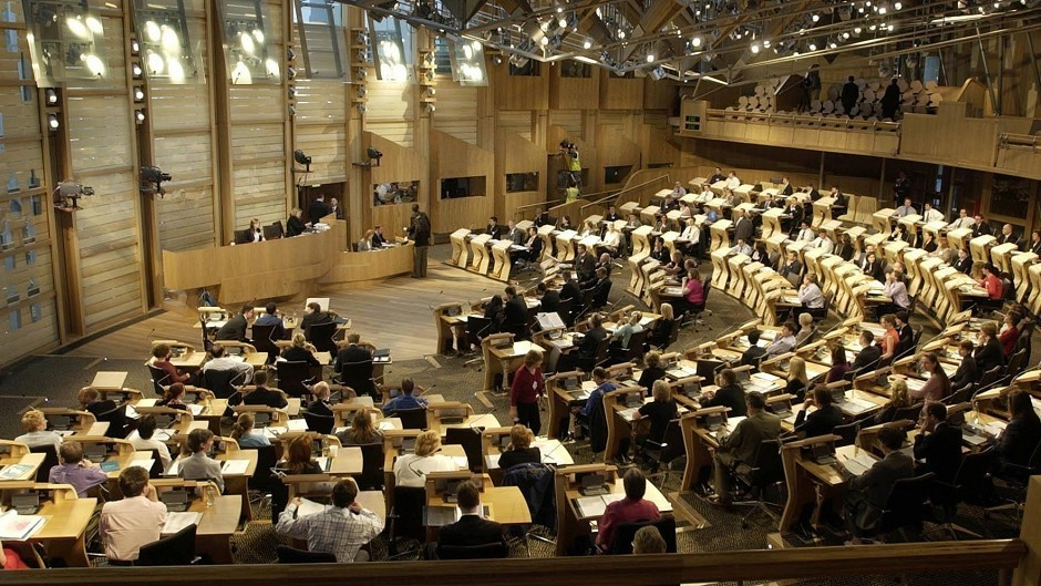 Lord Smith of Kelvin urged Scotland's political parties to show 'courage and compromise' in reaching an agreement on further powers for Holyrood