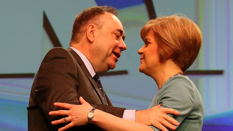 Deputy First Minister Nicola Sturgeon has unbridled support in north and north-east to succeed Alex Salmond.
