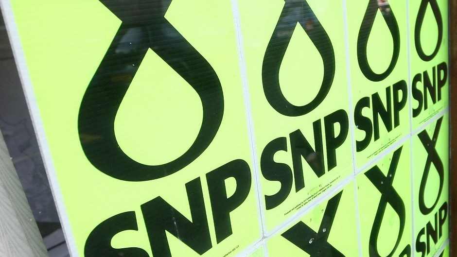 Three candidate vie for SNP  deputy leader.