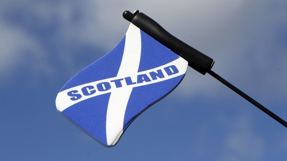 Scots will go to the polls on September 18.