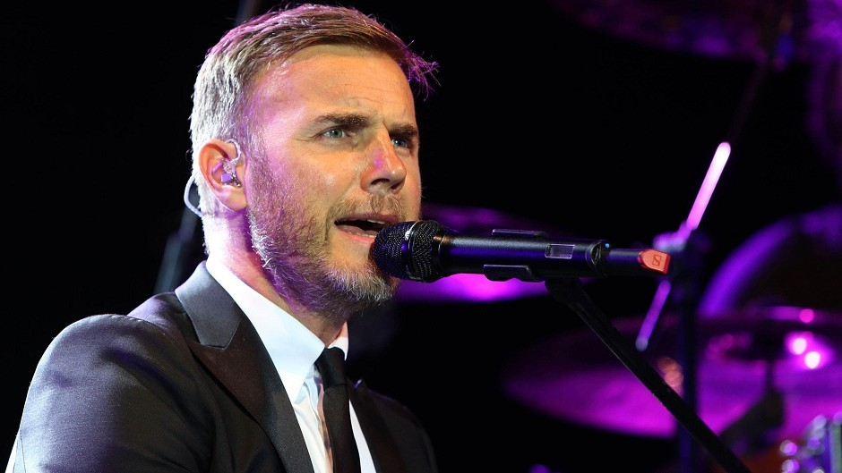 Could Gary Barlow be coming to the Highlands?