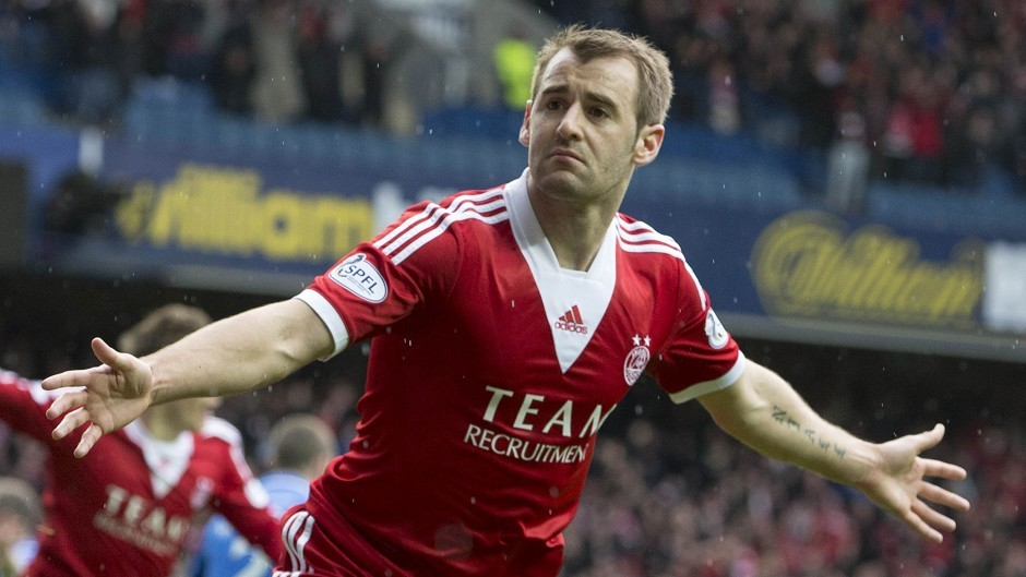 Niall McGinn may need to settle for a place on the Northern Ireland bench tonight