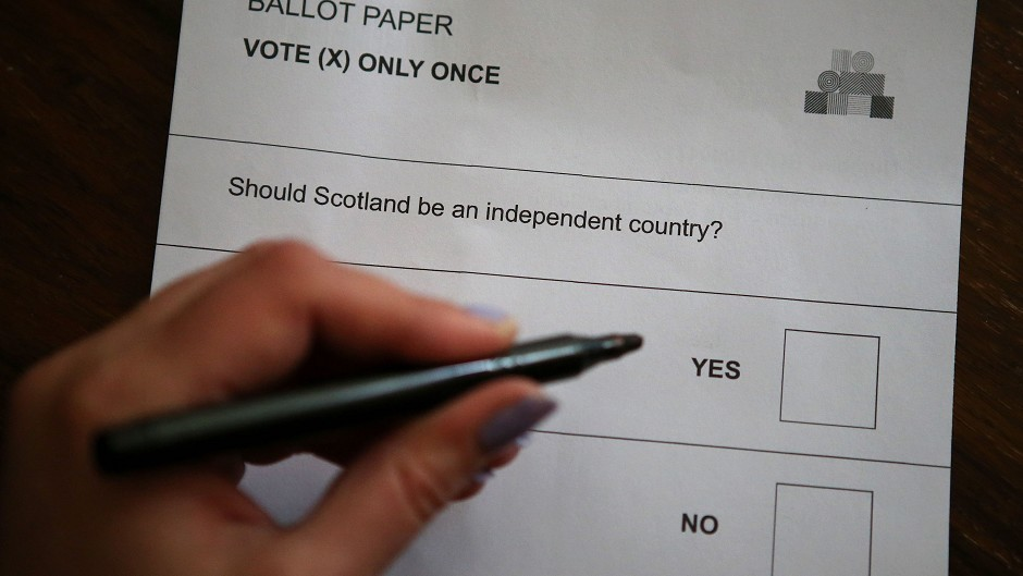 Voters in Scotland are going to the polls to determine if the country should remain part of the United Kingdom or not