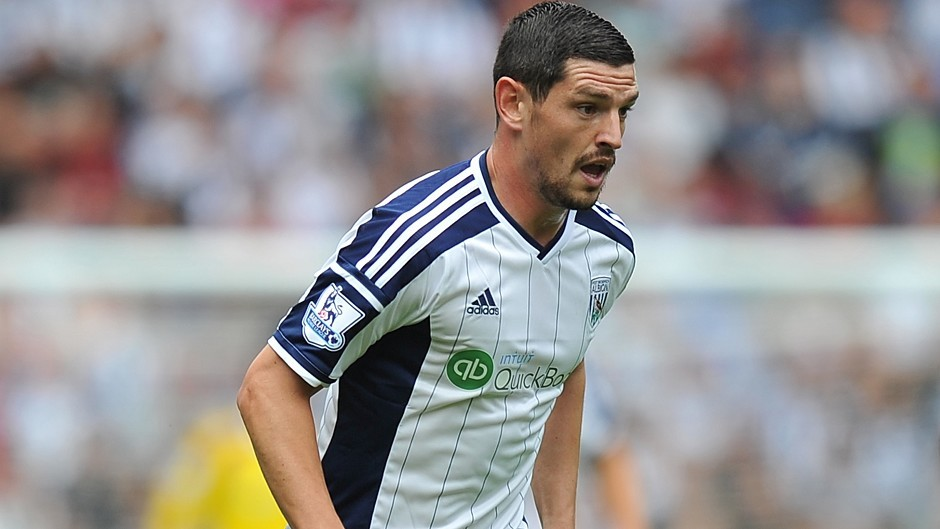 Graham Dorrans could be heading to Norwich or Burnley