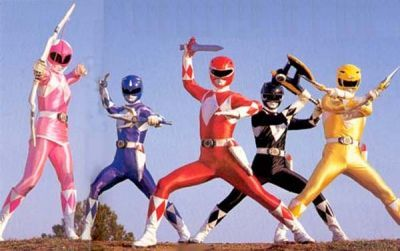 Which Power Ranger was your favourite?