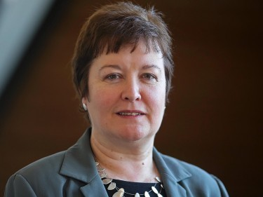 Highlands and Islands Labour MSP Rhoda Grant