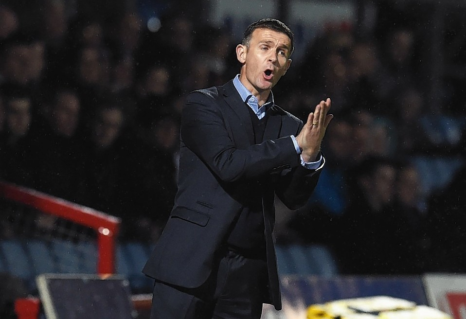 Jim McIntyre says his Ross County youngsters will get the chances they deserve