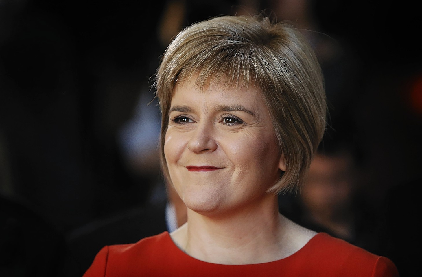 Nicola Sturgeon has promised an accessible government