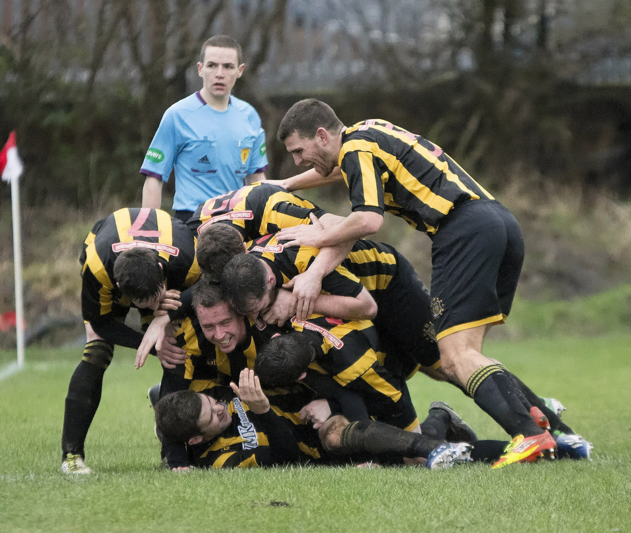 Buckie are set to take on the best of the West - Auchinleck Talbot. Picture courtesy of Stevie Doogan