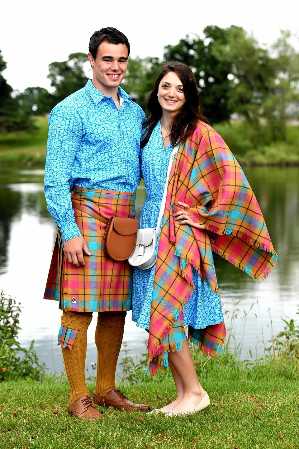 Team Scotland performed well on the track and in the field but struggled in the Glasgow 2014 fashion stakes