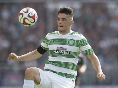 Tony Watt joined Standard Liege from Celtic this summer