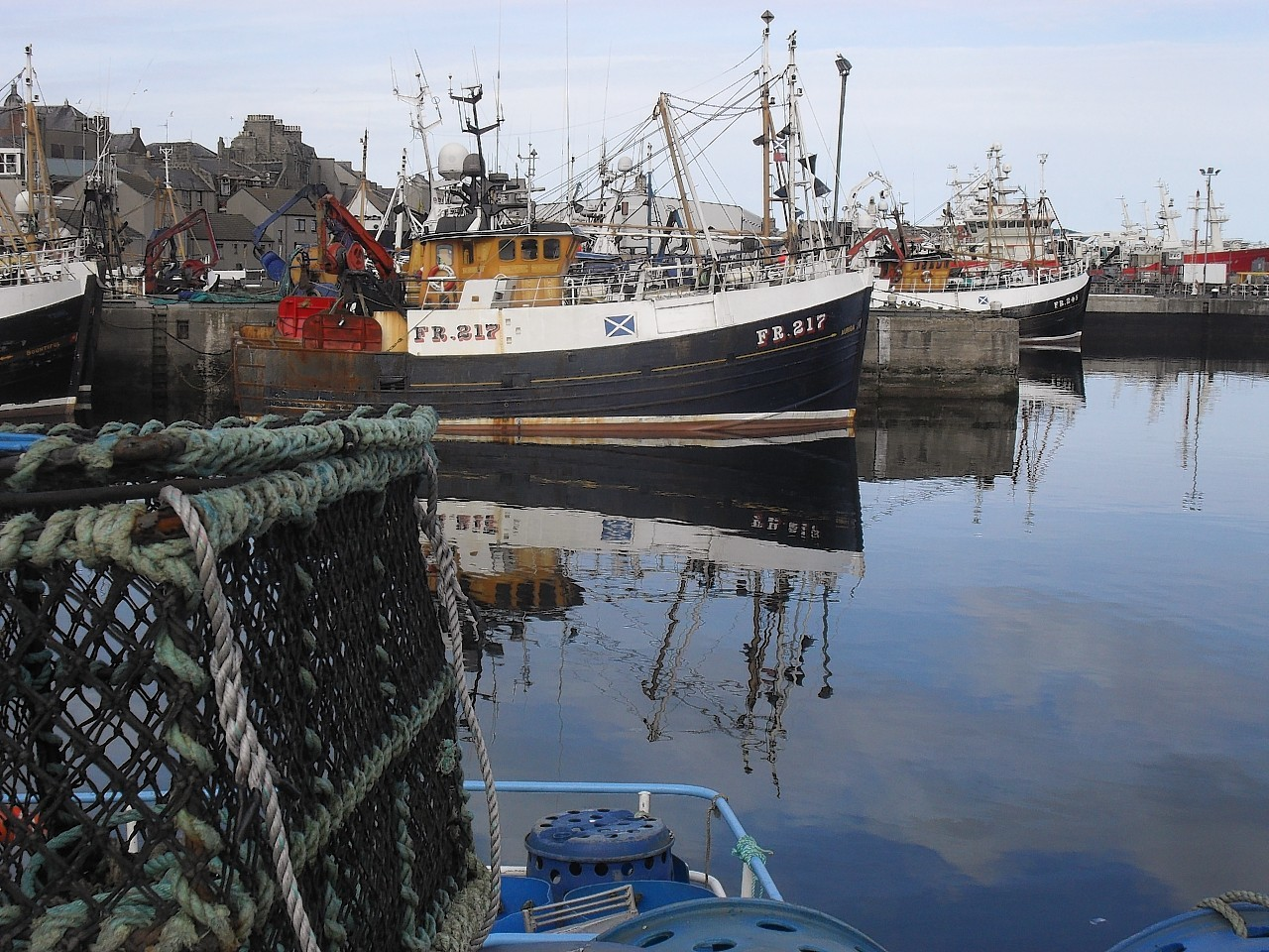 Many challenges lie ahead for the Scottish fleet