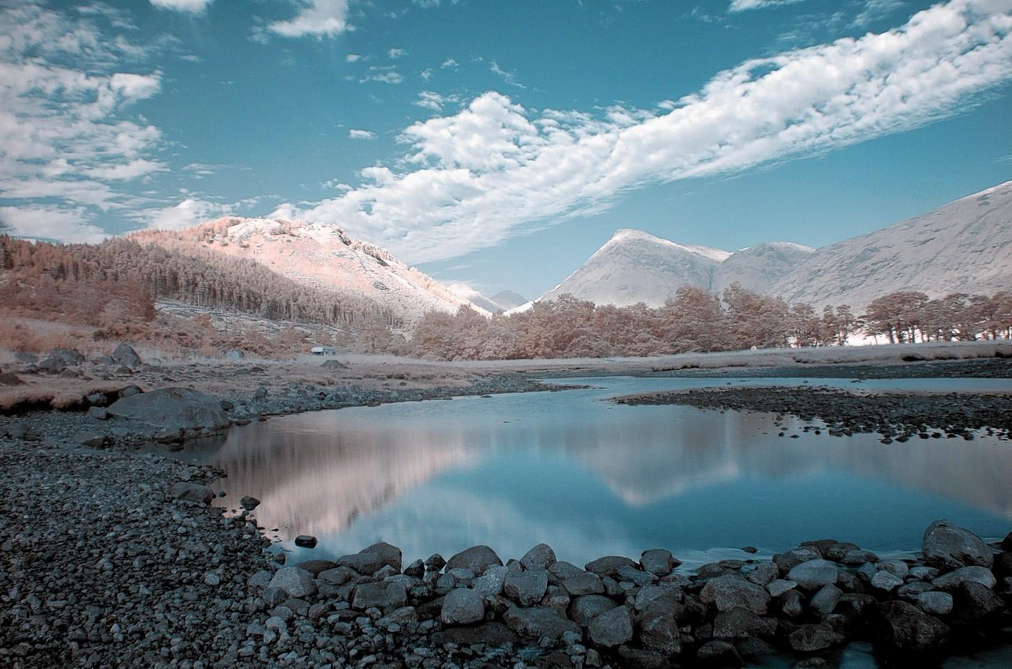 Glen Etive, Highlands